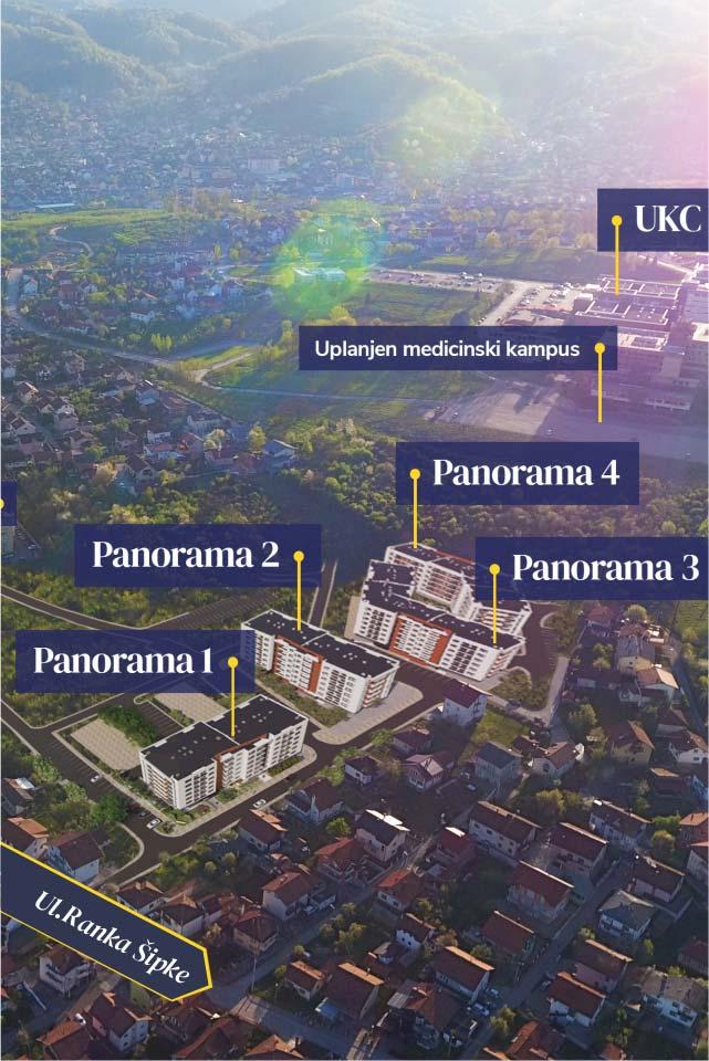 Uskoro počinje izgradnja naselja Panorama u Banjaluci!